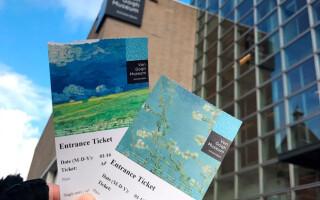 Инструкция по покупке билетов в музей Ван Гога: купить билет со скидкой, как избежать очередей
